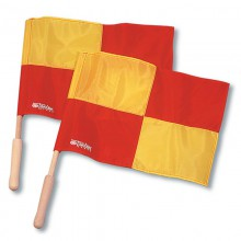 Linesman Flags/Bi-Color by Tandem Sport