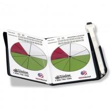 Dual Rotation Locator by Tandem Sport